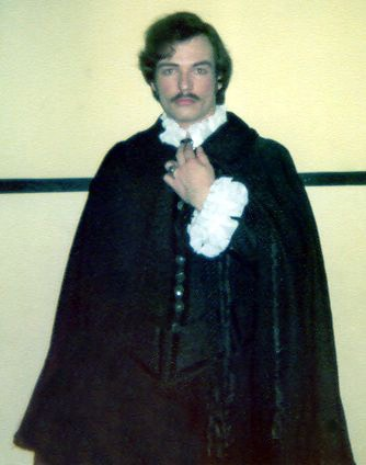 Bruce Burroughs as Don Giovanni